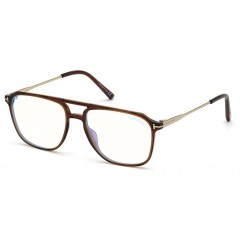 Tom Ford 5665B Blue Block 048 - Oculos de Grau